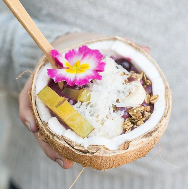 Breakfast- Acai Bowl Recipe