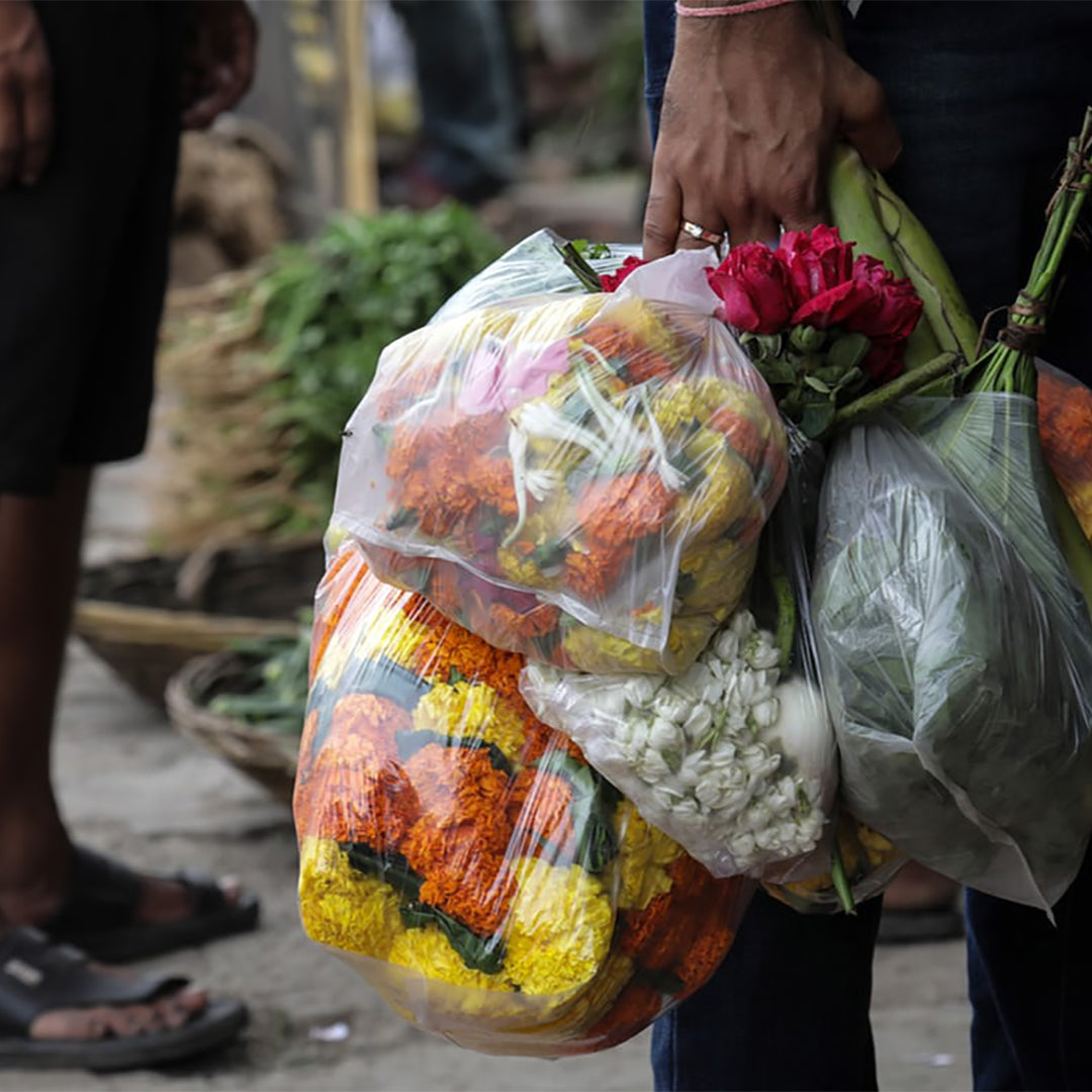 The Himalayan state that declared war on plastic bags