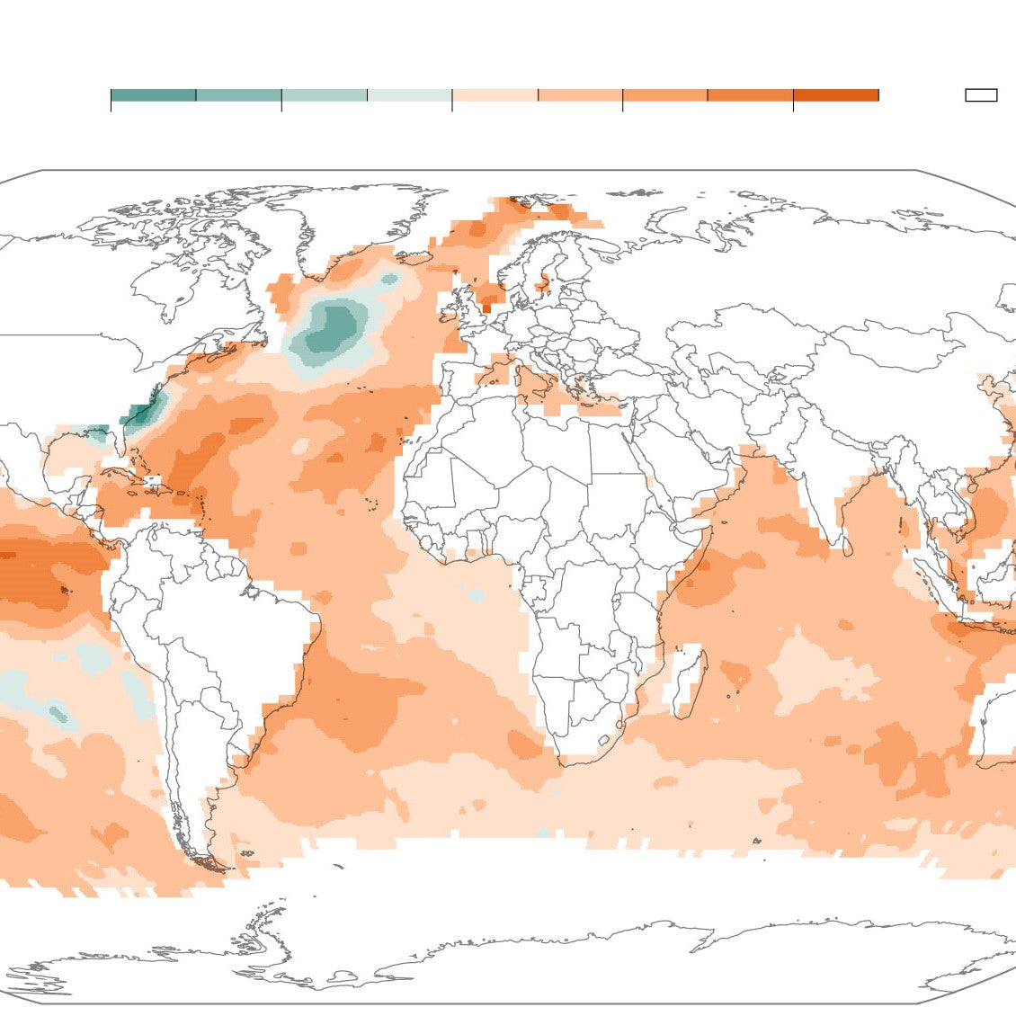 Ocean Heat Waves Are Threatening Marine Life