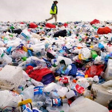UK government backs campaign for recycling bases in Pakistan