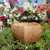 Cocoboo 100% Handmade Candle, Reclaimed Coconut Shell, 10 Oz