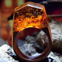 Handmade Wooden Ring