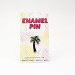 Cali Palms Enamel Pin