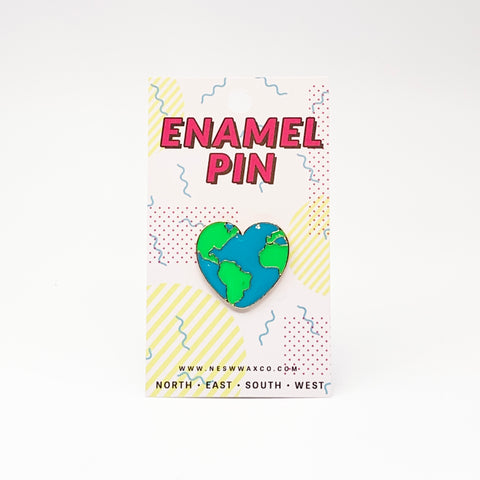 Mother Earth 2 Enamel Pin