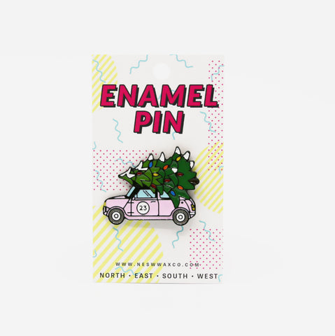 Christmas Vacation Enamel Pin