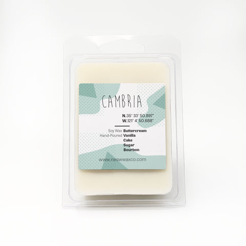 Cambria Wax Melts