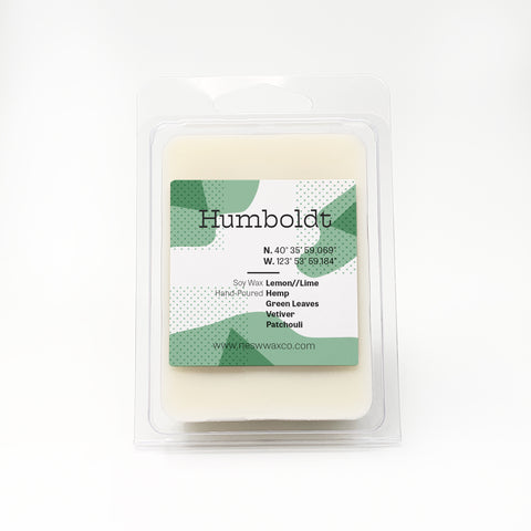 Humboldt Wax Melts
