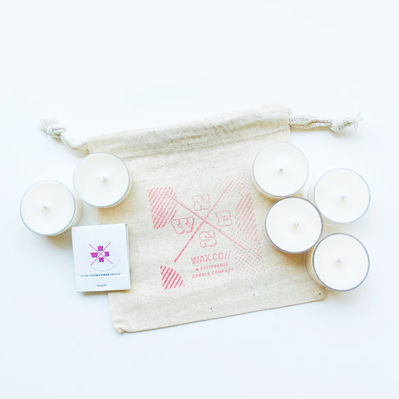 Tea light // Tester Pack