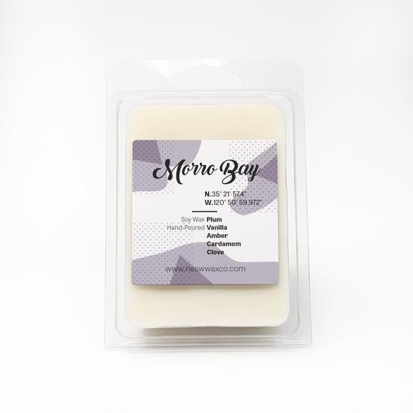 Morro Bay Wax Melts