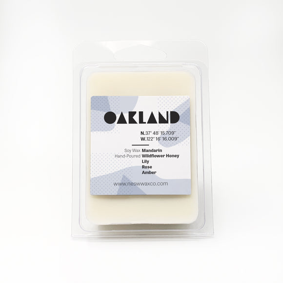 Oakland Wax Melts
