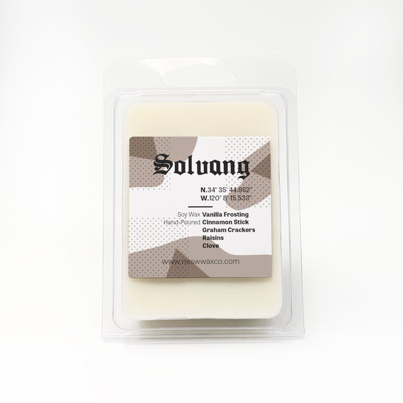 Solvang Wax Melts