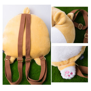 Corgi Butt Backpack, Corgi Booty Backpack