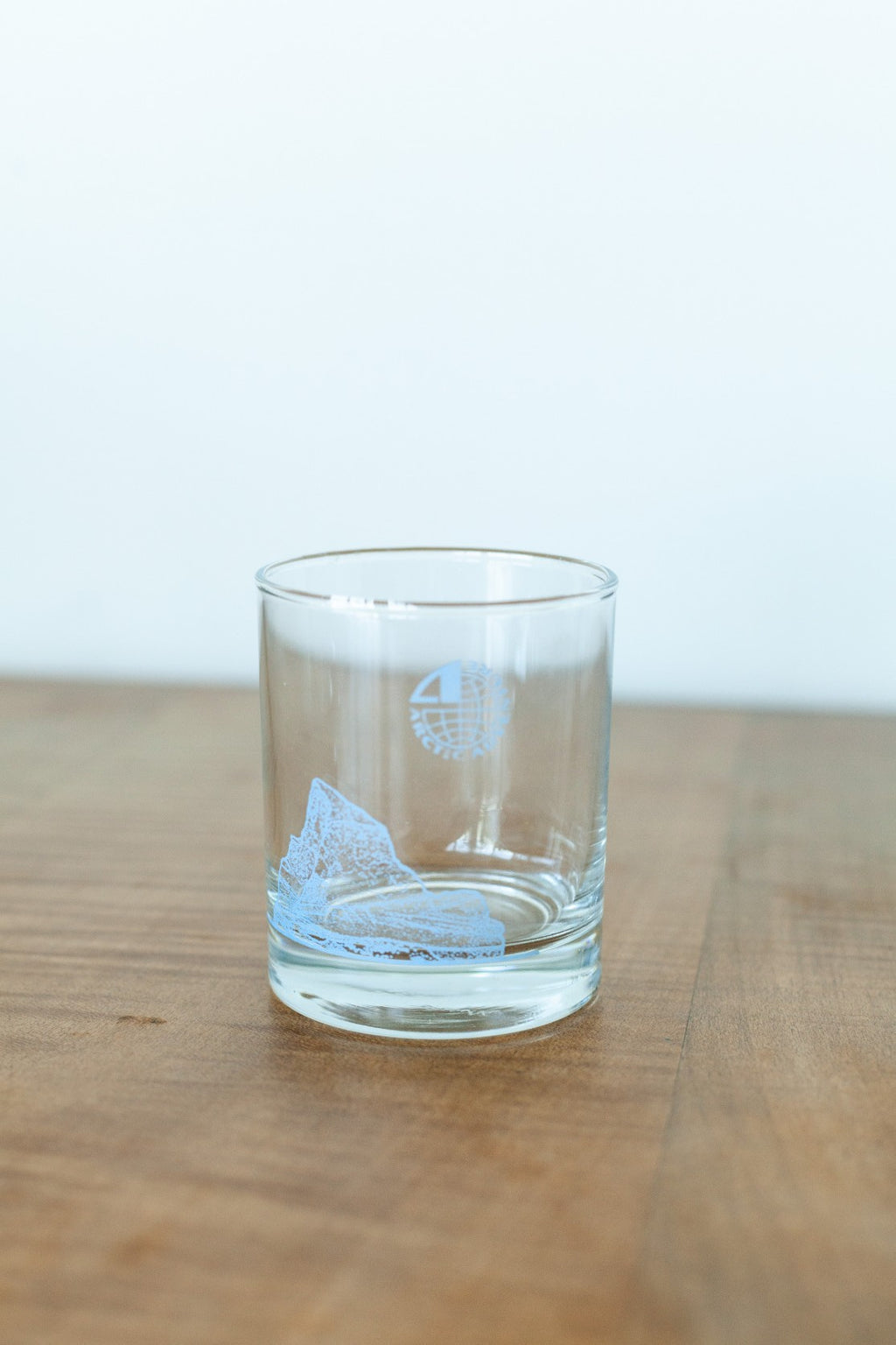Arctic  Glass Cup - Fallow Home.