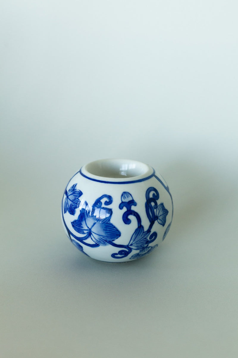 Asian Tealight Holder - Fallow Home.