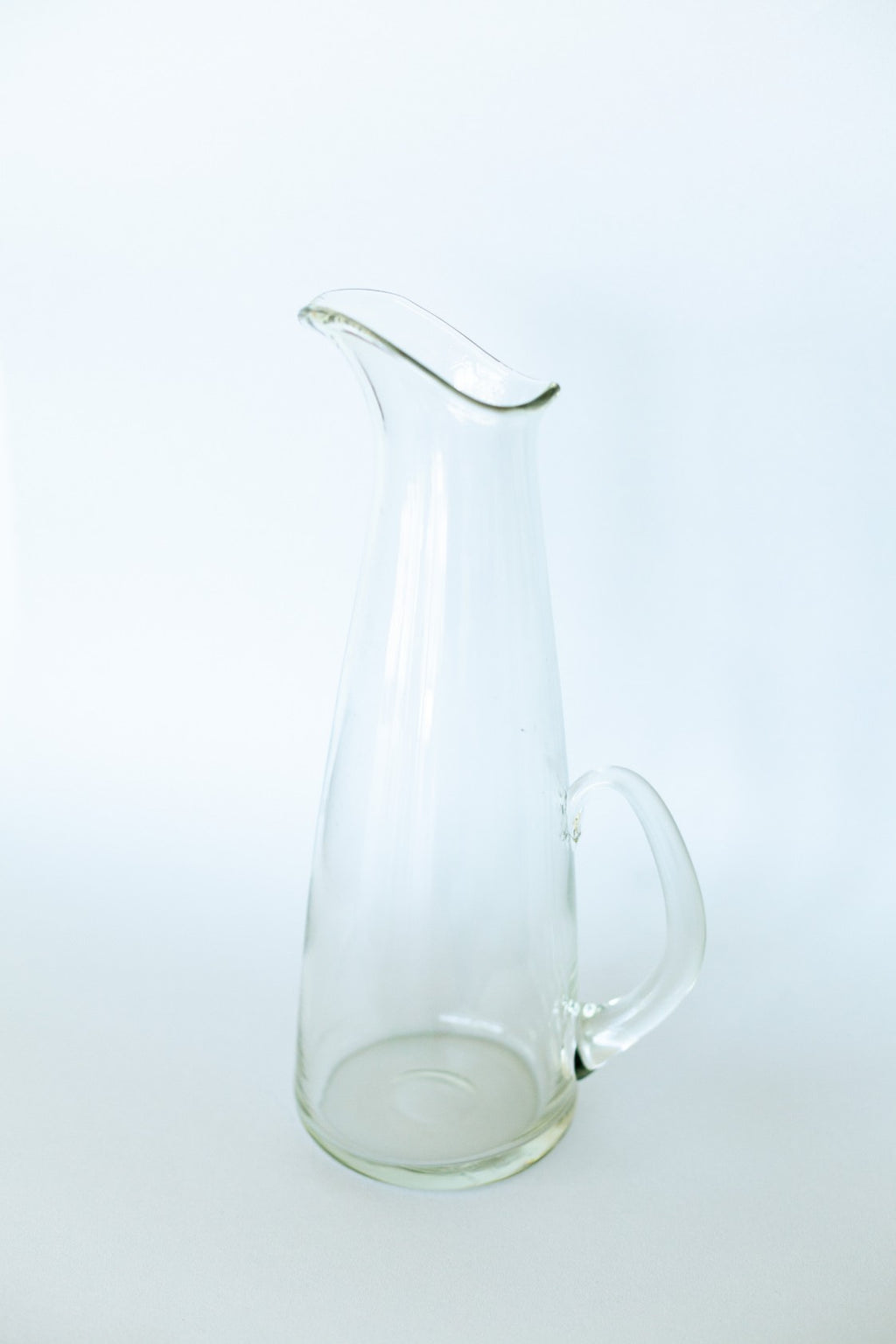 Glass Pitcher - Fallow Home.