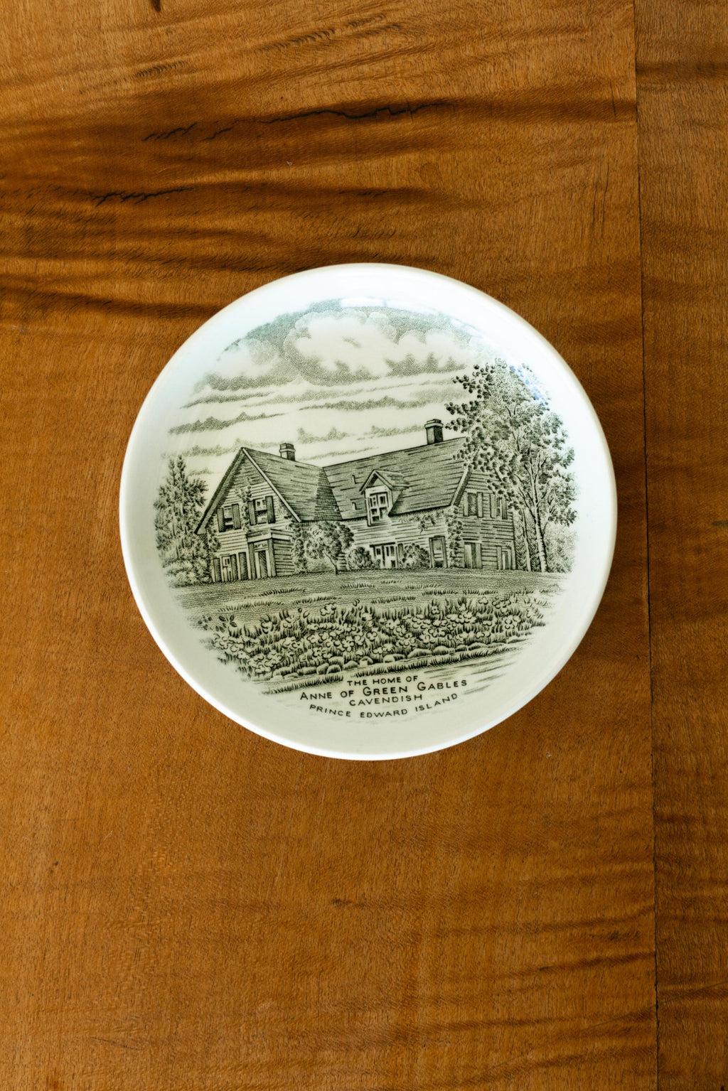 Anne of Green Gables Ceramic Plate - Fallow Home.