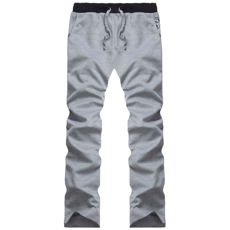 New Mens Casual Pants Rope Sweat Pants Baggy  Harem Long Trousers Slacks