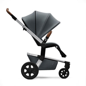 Joolz Hub Earth Chasis with Seat in Hippo Grey - Urban Stroller