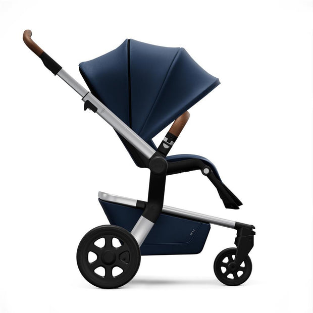 Joolz Hub Earth Chassis + Seat in Parrot Blue - Urban Stroller