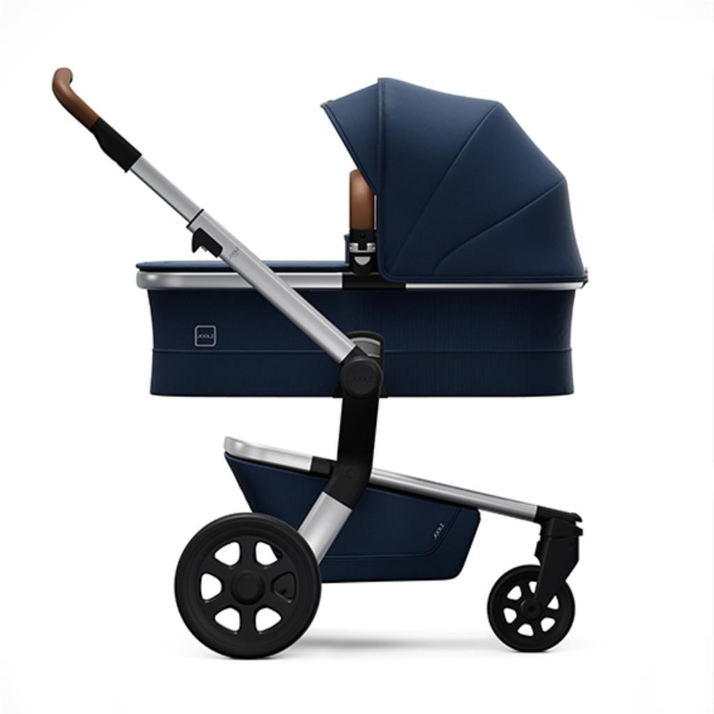 Joolz Hub Earth Bassinet in Parrot Blue - Urban Stroller