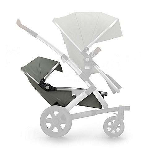 Joolz Geo 2 Earth Lower Bassinet and Seat in Elephant Grey - Urban Stroller