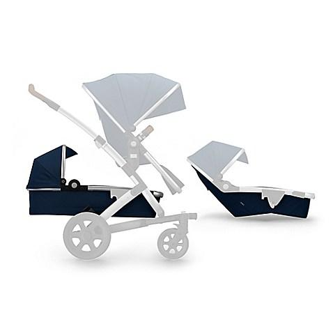 Joolz Geo 2 Earth Lower Bassinet and Seat in Parrot Blue - Urban Stroller