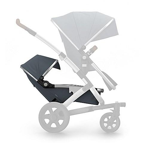 Joolz Geo 2 Earth Lower Bassinet and Seat in Hippo Grey - Urban Stroller