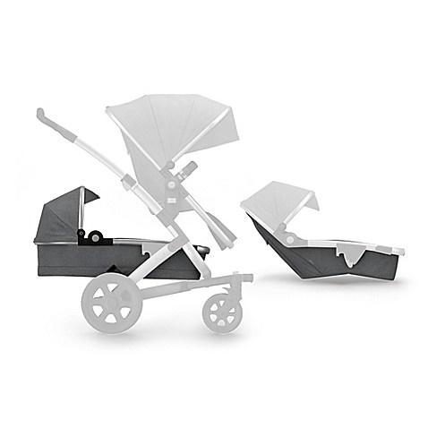 Joolz Geo 2 Studio Lower Bassinet and Seat in Gris - Urban Stroller