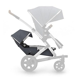 Joolz Geo 2 Studio Lower Bassinet and Seat in Graphite - Urban Stroller