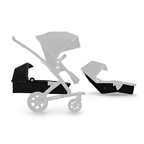 Joolz Geo 2 Studio Lower Bassinet and Seat in Noir - Urban Stroller