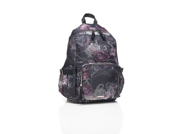 Storksak Hero Floral Diaper Bag