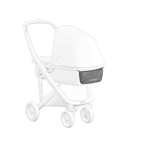 Greentom Raincover Reversible Seat & Carrycot - Urban Stroller