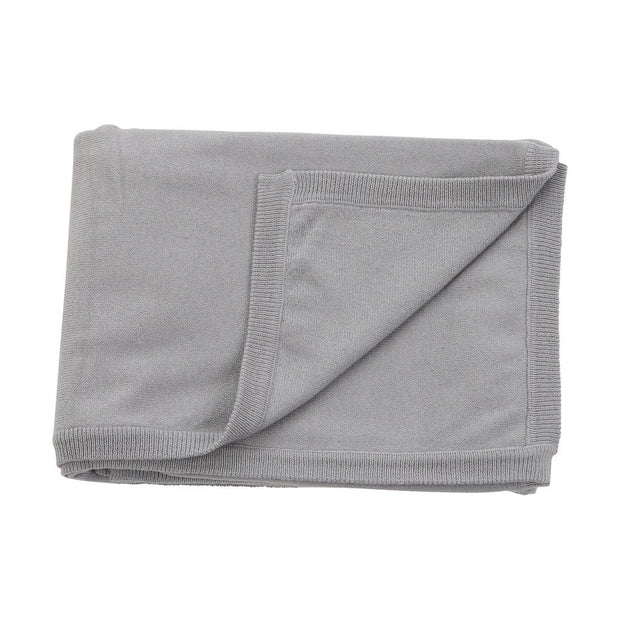 cotton cashmere grey blanket - Urban Stroller