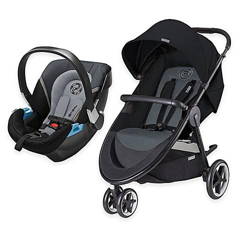 Cybex Agis M-Air 3 & Aton 2 Travel System - Urban Stroller