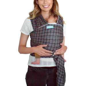 Moby Evolution Wrap Baby Carrier in Stitches