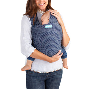Moby Evolution Wrap Baby Carrier in Batik - Urban Stroller