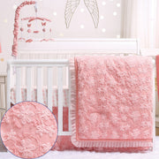 The Peanutshell Audrey Crib Bedding Set - Urban Stroller