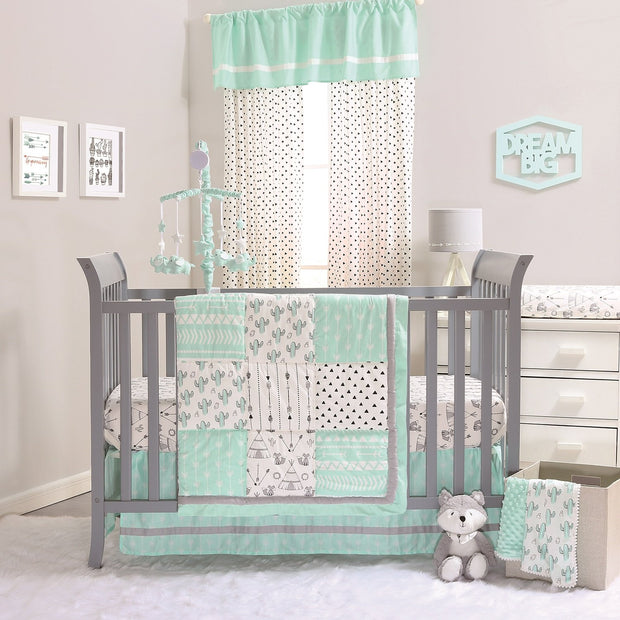 The Peanutshell Southwest Dreams Crib Bedding Set - Urban Stroller