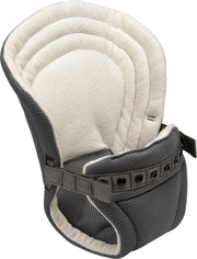 Onya Baby Booster Organic Infant Insert in Slate Grey - Urban Stroller