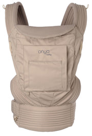 Onya Baby Nexsteps Baby Carrier in Warm Sand - Urban Stroller