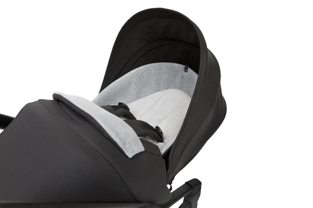 Joolz Essentials Hub Fitted Sheet Cocoon in Grey Melange - Urban Stroller