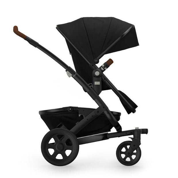 Joolz Geo 2 Tailor Mono Stroller in Black with Black Chassis & Black Wheels - Urban Stroller