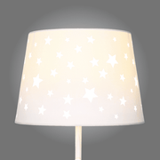 The Peanutshell ‎Star Cut Out Lamp Shade - Urban Stroller
