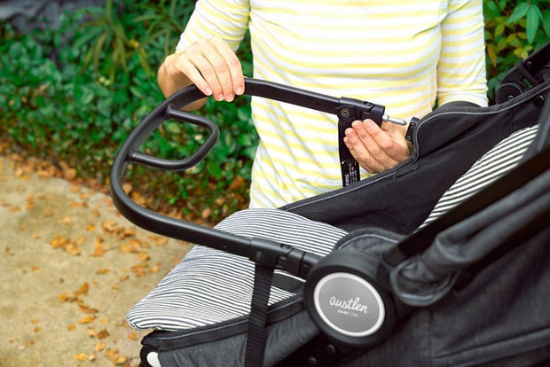 Austlen Front Frame Car Seat Adapter for Uppababy, Graco, & Baby Jogger - Urban Stroller