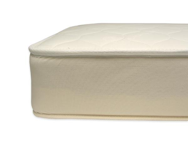 Naturepedic 2 in 1 Organic Cotton Ultra 252 Crib Mattress - Urban Stroller