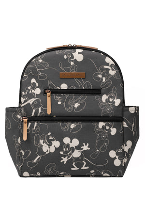Petunia Pickle Bottom Ace Backpack in Mickey's 90th