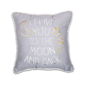 The Peanutshell I Love You Decorative Pillow - Urban Stroller