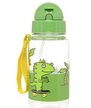 Babymel Water Bottle with Straw - Urban Stroller