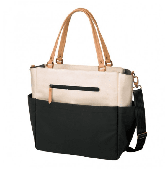Petunia Pickle Bottom City Carryall in Colorblock - Urban Stroller