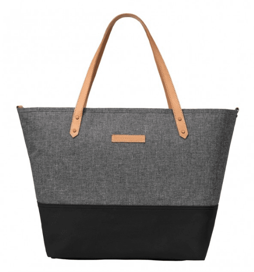 Petunia Pickle Bottom Downtown Tote in Coated Canvas - Urban Stroller